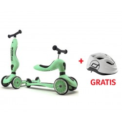 SCOOT AND RIDE - Trotinete...