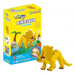 JUMPING CLAY - TRICERATOPO
