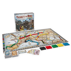 TICKET TO RIDE (EUROPE) -...