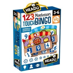 HEADU - 123 Touch Bingo...