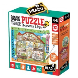 HEADU - Brain Trainer Puzzle