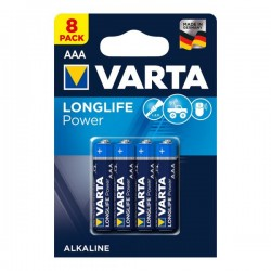 4 Pilhas Varta Hight Energy...